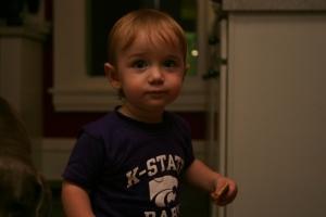 my k state baby!